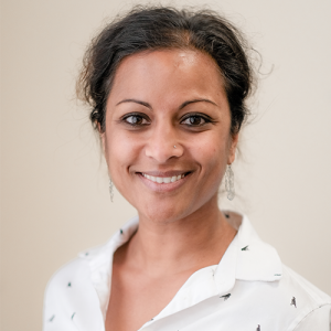 Dr. Niyati Patel, physician at the Children's Heart Clinic