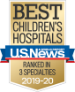 U.S. News & World Report Best Children's Hospital