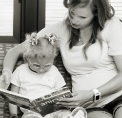 Related image for article, Step-by-step, Anna is facing the challenges associated with a rare chromosomal condition head on