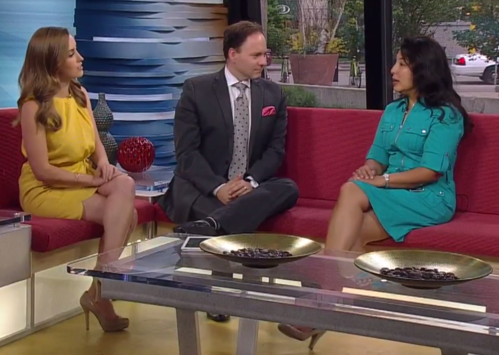 Dr. Gigi Chawla on WCCO Mid-Morning