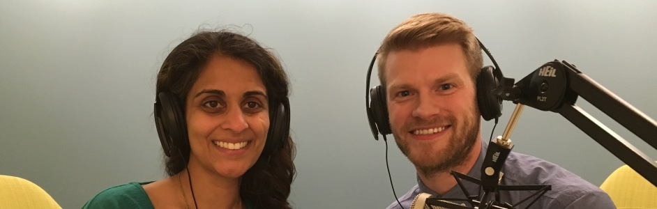 Dr. Kavita Desai and Andrew Warmuth on pain