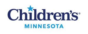 Children's Minnesota 2-color logo