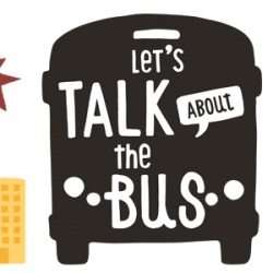 Talking is Teaching - Let's talk about the bus