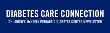 Diabetes Care Connection newsletter sign-up
