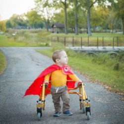 Elijah Super Hero; Children's MN