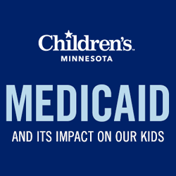Medicaid and its impact on our kids banner