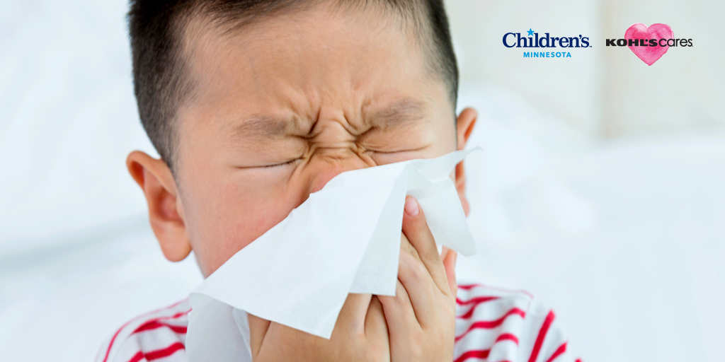 "Related image for article, ""Keeping kids with asthma healthy during flu season""."