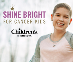 Shine Bright for Cancer Kids like Mia