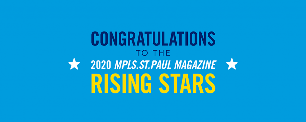 "Related image for article, ""Children's Minnesota doctors recognized as ""Rising Stars"" by peers in Mpls.St.Paul Magazine""."