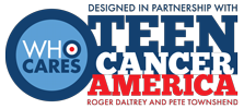 Teen Cancer America logo; Children's MN