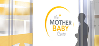 The Mother Baby Center rendering