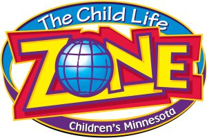 The Child Life Zone - Children's Minnesota logo