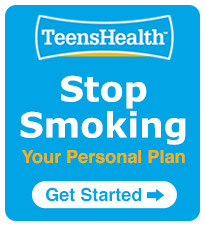Stop Smoking: Your Personal Plan